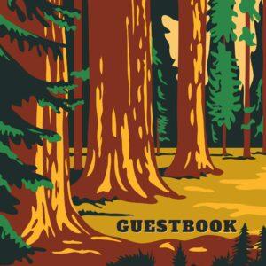 Cabin and Camper Guestbook