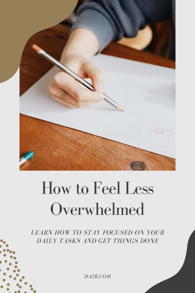 How to regain focus, even when you feel overwhelmed