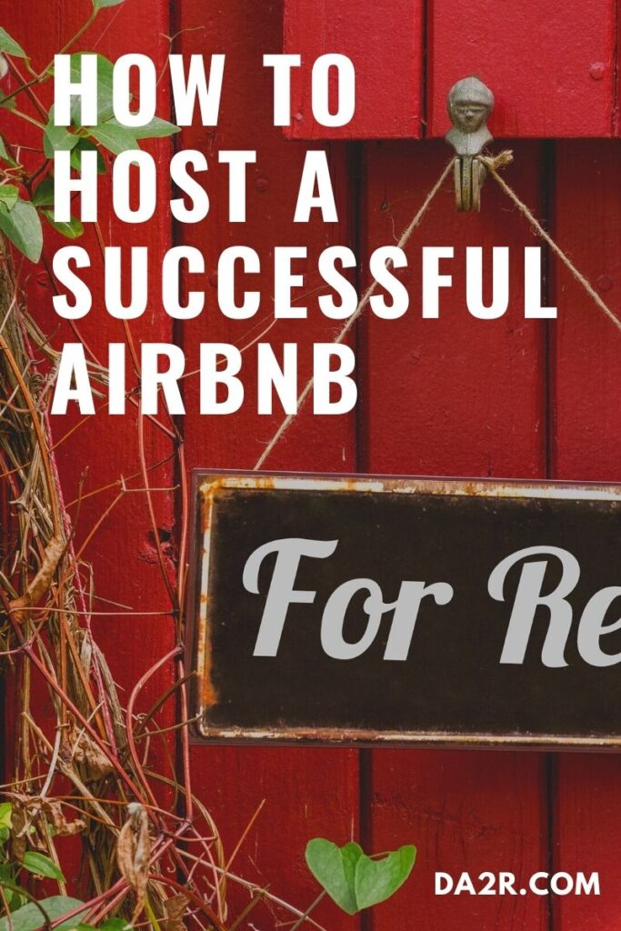 how to host a successful Airbnb